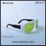 ИК Lb7 лазера предохранения от Eyewear/лазера защитные стекла 1000-1070 для ND 1064nm: Лазеры YAG, лазеры волокна с рамкой 36