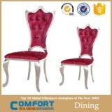(B8061) Berühmtes Entwurfs-Metall, das Stuhl-Wohnzimmer-Möbel speist