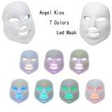 Rejuvenecimiento ligero de la piel de los colores de la mascarilla de la terapia del LED 7