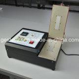 GT-D03 die het Meetapparaat van de schroeiplek & van de Sublimatie voor het Testen van de Stof wordt gebruikt
