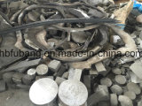Печь алюминиевого металлолома плавя, титан/платина