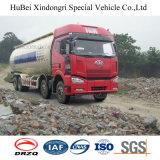 Dachaiのディーゼル機関を搭載する37cbm FAWの木炭粉のタンク車