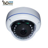 360 Fisheye IRの夜間視界の保安用カメラ