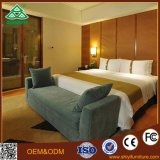 熱い販売デラックスなカスタマイズされたデザイン高品質の組のホテルの家具セット