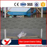 Rivestimento del cemento della fibra della parete esterna del mattone