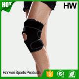 Расчалка колена неопрена Permium прямой связи с розничной торговлей фабрики протезная (HW-KS026)