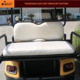 4대의 Seater 좋은 품질 전기 골프 카트 전기 차량