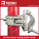 Teconの高品質48.3mmイギリスのタイプ足場カプラー