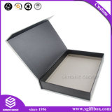 Cadeau fait sur commande de papier d'imprimerie de Cmyk de qualité empaquetant les cadres magnétiques de fermeture