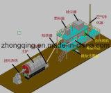 O melhor desperdício para olear a máquina com patente de sete tecnologias