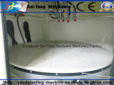 自動Workcar及び回転盤型のクリーニングのサンドブラスティング機械