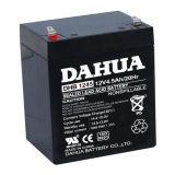 batería sin necesidad de mantenimiento de plomo sellada VRLA de la UPS de 12V 4.5ah