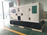 1500rpm 1800rpm Minder Diesel van de Consumptie van de Brandstof Elektrische Stille Geluiddichte Generator