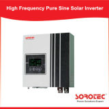 1000-5000va 220VACの格子太陽インバーター組み込みMPPT太陽料金のコントローラ