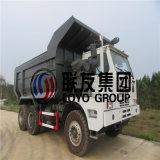 Autocarro con cassone ribaltabile di estrazione mineraria di HOWO 6*4 375HP da vendere
