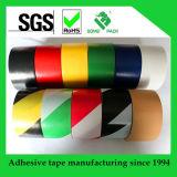 Cinta amonestadora del PVC de Dongguan Hotsale con diversos color y palabras