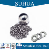 AISI316 25.4mmのG200ステンレス鋼の球