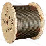 De compacte Kabel van de Draad van het Staal van de Bundel - 35wx7