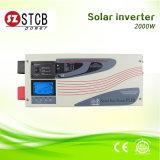 onda de seno 2000W pura fora do inversor solar 120VAC/230VAC 50Hz/60Hz da grade