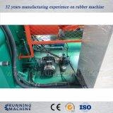 Equipamento de mistura da borracha elétrica do ajuste com rolo dois