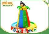 La diversión al aire libre que sube el juguete inflable para los cabritos se divierte