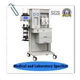 Macchina di anestesia dell'ospedale della Cina Bz-607 con il grande vaporizzatore, tipo economico macchina di anestesia