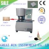 Testeur d'analyse électronique de carton ondulé en carton ondulé / bordure (GW-002)