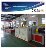 Perfil del PVC que hace la máquina con gran Quallity