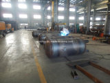 600L 3.0MPaの縦の炭素鋼の空気貯蔵タンク