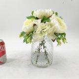 Bonsai romantici della decorazione dei fiori artificiali della Rosa
