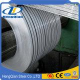 Certificado ISO SUS 304 316 316L 430 Correa de acero inoxidable