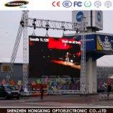 3 años de la garantía LED de la pantalla P4.81 del alquiler de LED de tablilla de anuncios al aire libre
