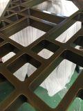 Il divisorio di alluminio del comitato della Cina di vendita calda seleziona il colore dell'oro