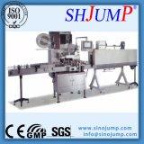 Maquinaria semiautomática da produção dos sucos de fruta de paixão