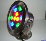 Altas luces subacuáticas del océano LED del brillo de la promoción actualizada
