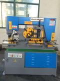Máquina de perfuração de Jsd Q35y & de corte combinada hidráulica