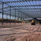 Almacén prefabricado de la estructura de acero para la venta