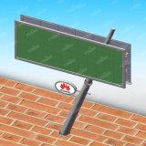 Het buiten Aanplakbord van het Teken van de Vertoning van de Reclame van het Staal van het Winkelcentrum Q235 Horizontale
