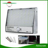 Heiße 4W 600lm 48 LED Sonnenenergie-Bewegungs-Fühler-Licht-Garten-Sicherheits-Lampen-im Freienstraße IP65 imprägniern Wand-Licht