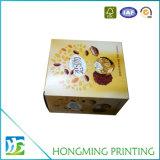 Custom impreso cartón corrugado caja de embalaje para la Alimentación
