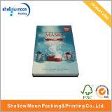 Het aangepaste Kosmetische GezichtsVakje van de Verpakking van het Document van het Masker (QY150070)