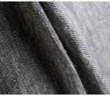 Beiläufige Klagen der nach Mass angefertigte Form-grauen Leinenmänner