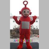 Traje de la mascota del personaje de dibujos animados de Teletubby/de Teletubbies Customiaed