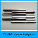 ímã de barra longo magnético do Neodymium 12000GS