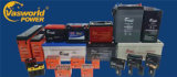 Solarbatterie der Leistungs-nachladbare Leitungskabel-Säure-Batterie-12V 12ah