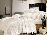 ラベンダーの優雅シリーズOeko Tex-100の寝具シート22のMommeの100%年のクワ絹の寝具セット