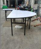 Круглый стол полуокружности горячего сбывания складывая
