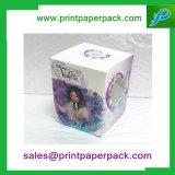 習慣によって印刷される香水の装飾的なペーパー荷箱
