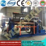 Máquina de rolamento da placa do rolo de /4 da máquina de rolamento da placa do CNC Mclw12CNC-20X3000 com padrão do Ce