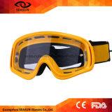 De nieuwe Beschermende brillen van Carting van de Jeugd van de motorfiets van de Beschermende brillen ATV van de Helm van de Motorfiets van het Ontwerp Dubbele Vouwbare Bijkomende